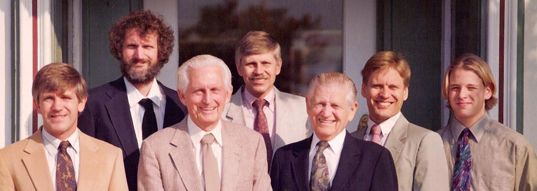 Carlson family photo