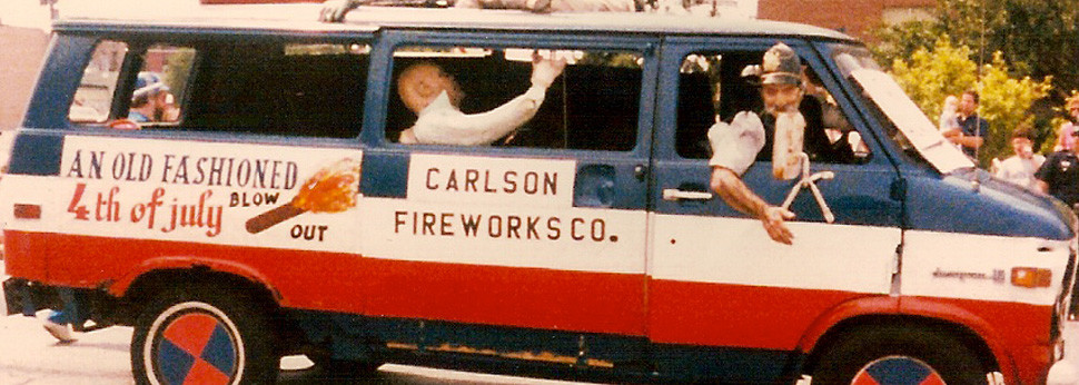 Carlson float july4-6
